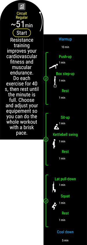 Vantage V User Manual Fitspark Daily Training Guide