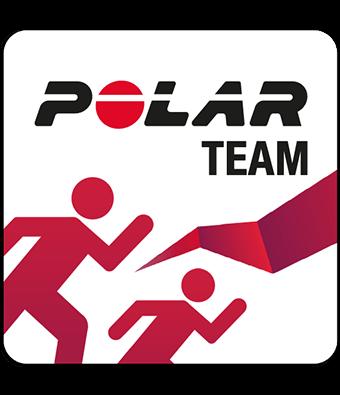 Polar Team app