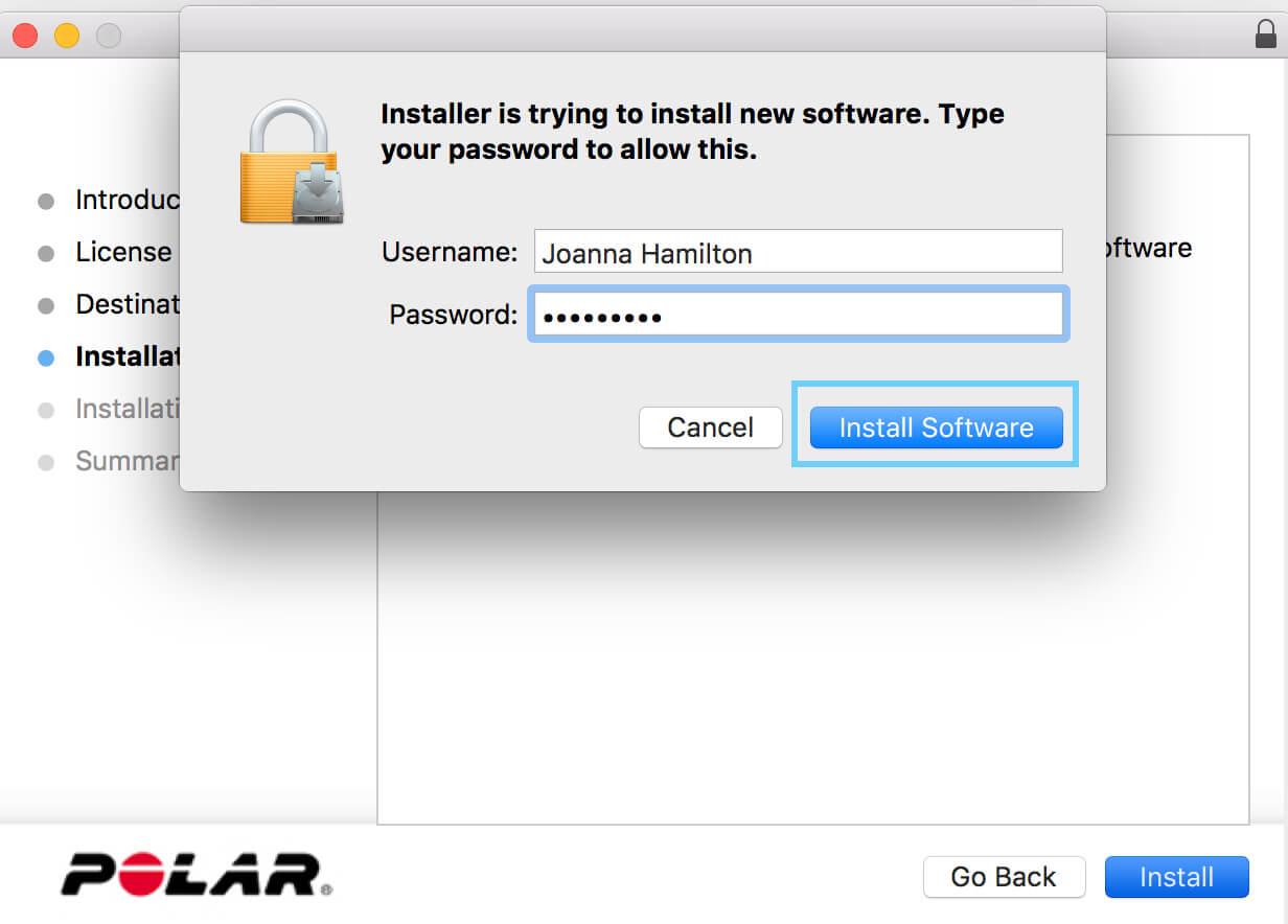 How do I install Polar FlowSync on Mac? | Polar Global