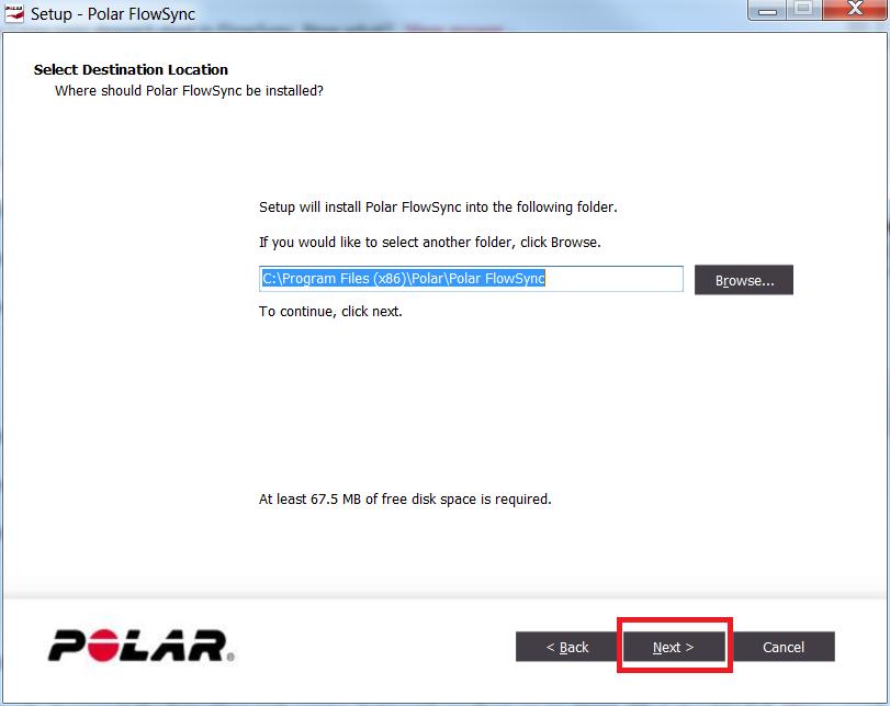 logiciel polar protrainer 5 gratuit